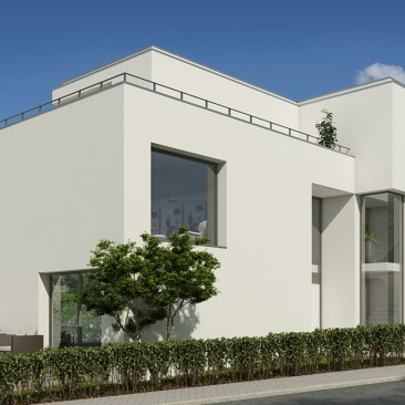 Neubau Einfamilienwohnhaus – Karl-Hesselbacher-Straße – Baden-Baden