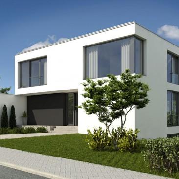 Neubau Gunzenbachstr. 46
